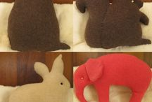 Stuffed Animals & Crochet  Animals