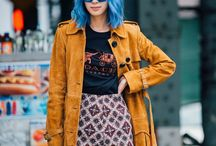 STREET STYLE / Street style from all over the world