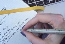 my planner / minimalist. bullet-journal-inspired.