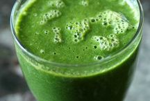 Recipes - drinks and juices