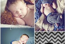 newborn photos / by Leighton Peebles