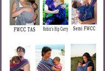 Nursing Carries - Babywearing