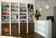 Beautifully Gorgeous Hair Salon / Photographs of our hairdressing salon