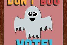 Don't Boo, Vote!