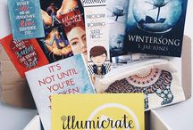 Bookish Box Unboxing!