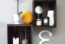 Bathroom Ideas / by Jaclyn Carter