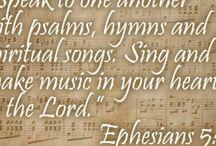 Sing: Psalms/Hymns/Spiritual Songs