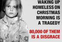 80,000 children - Christmas Emergency Appeal / One homeless child at  Christmas is a tragedy.  80,000 of them is a disgrace.  Help us find these children a proper home. / by Shelter