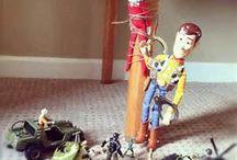 Elf Antics / Elf on a shelf ideas