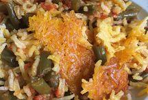cibo persiano