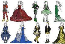 Themed Dresses