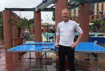 JOOLA Outdoor Ping Pong Table / JOOLA Nova DX #outdoor #pingpong #JOOLA #weatherproof #tabletennis #NOVADX