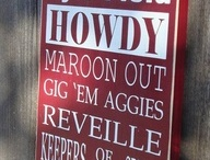 Gig 'em Aggies '91