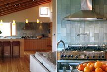 kitchens / by Shanti Levy