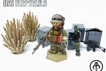 Lego modern combat