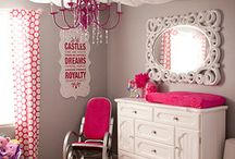 pinky girls room