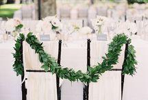 WEDDING FLOWERS + DECOR