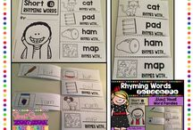 Phonics / Find teaching ideas on phonics here! Includes activities, first grade, stories, rules, worksheets, apps, interventions, preschool, assessment, centers, lessons, anchor charts, poems, video, practice, blends, strategies, cards, and more.