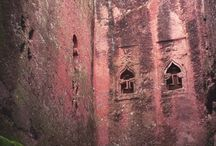 Ethiopian rock churches