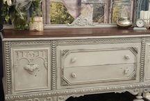 Jacobean Furniture - Painted