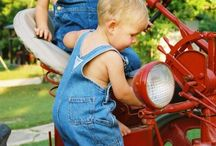 Het boeren leven / Van kleine boeren