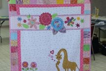 Evelyn's Quilt / by Sylvia Munson