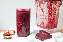 Smoothies and Juices / by Chelsea Runez
