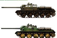 czołgi i działa samobierzne