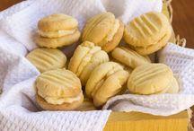 Biscuits/Slices/pastries
