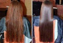cabello sano