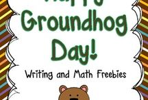 Groundhogs Day / by Emily McQuown