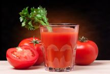 Bloody Mary - Complex Drink / Bloody Mary is a mixture of tomato juice and various herbs