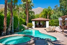 Las Palmas Mediterranean Estate / Ultra Private Gated Estate in Old Las Palmas / by Vacation Palm Springs
