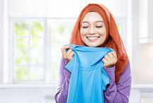 Cara menghilangkan bau apek pada baju baru dan lama