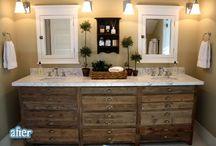 Bathroom Designs / by Sea Pointe Construction