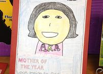 Grade 1 mothers day / by Daralyn Hadden