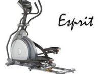 Spirit Esprit EL-455 20-Inch Stride Elliptical