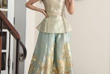 Indian designer outfits