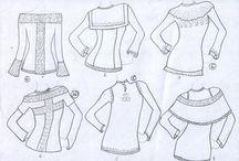 Ruha terveim - My cloth designs