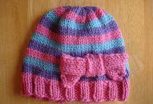 Knitting patterns / by Deb Franke