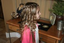 hairstyles for kids / by Debbie Hutchinson