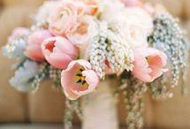 Rose Quartz & Serenity Wedding / Idei pentru o nunta in culorile anului 2016: Rose Quartz si Serenity