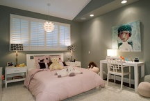 kids rooms / by Fashionistots