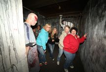 Witchs Woods / New England's Premier Halloween Scream Park & Haunted Hayride with 6 haunted attractions including haunted houses, exhibits, rides, and more!