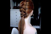 cabelos e suas tranças