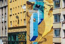 GRAFFITI & STREET ART  [CZ-SK-HUN]