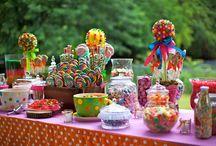 Festa Infantil - Mesa de Doces