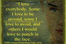 Quotes/sayings / by Carlisha Renee