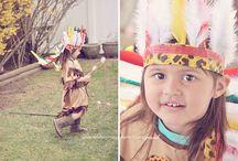 Kids Party: Cowboys & Indians