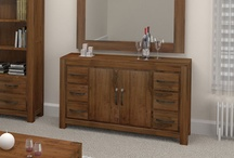 Spirit Mayan Furniture by Asia Dragon / Beautifully made solid walnut furniture collection. Available for customers to buy in the UK and EU from stock located in England. Visit our website at www.asiadragon.co.uk